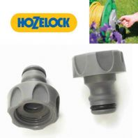 Hozelock 2169 Replacement Hose Inlet Outside Adaptor For Reels & Carts Threaded